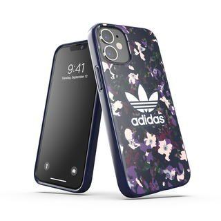iPhone 12 mini (5.4インチ) ケース adidas Originals Snap Case Graphic AOP FW20 Floral iPhone 12 mini【11月上旬】