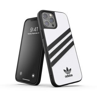 iPhone 12 Pro Max (6.7インチ) ケース adidas Originals SAMBA FW20 White/Black iPhone 12 Pro Max