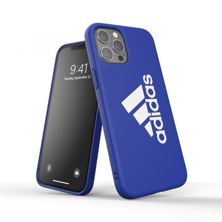 adidas SP Iconic Sports Case FW20 power Blue iPhone 12 Pro Max_0