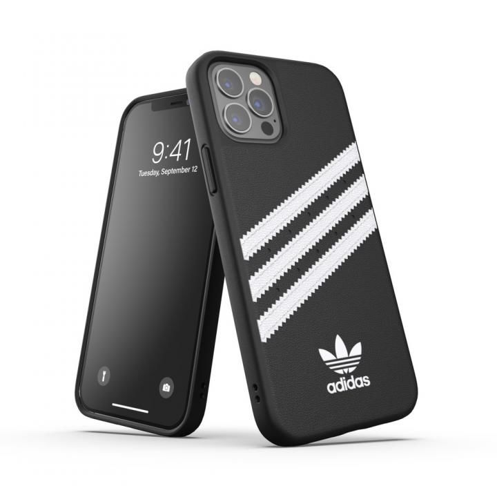 adidas Originals SAMBA FW20 Black/White iPhone 12/iPhone 12 Pro_0