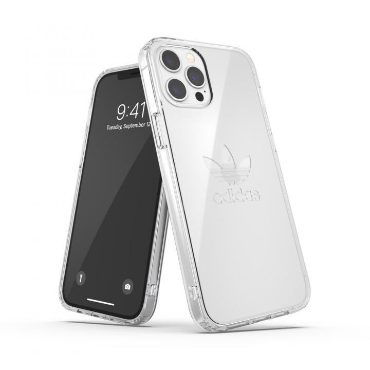 adidas Originals Protective Case FW20 Clear iPhone 12 Pro Max_0