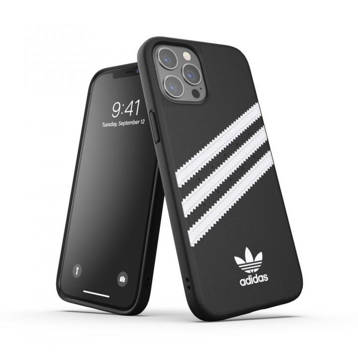 adidas Originals SAMBA FW20 Black/White iPhone 12 Pro Max_0