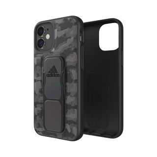 iPhone 12 mini (5.4インチ) ケース adidas SP Grip case CAMO FW20 Black iPhone 12 mini