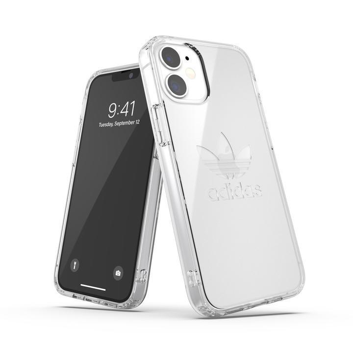 adidas Originals Protective Case FW20 Clear iPhone 12 mini【11月下旬】_0
