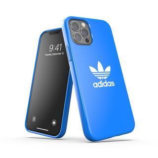 iPhone 12 / iPhone 12 Pro (6.1インチ) ケース adidas Originals Snap Case Trefoil FW20 Bluebird iPhone 12/iPhone 12 Pro