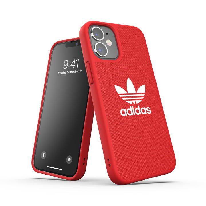 adidas Originals CANVAS FW20 Scarlet iPhone 12 mini_0