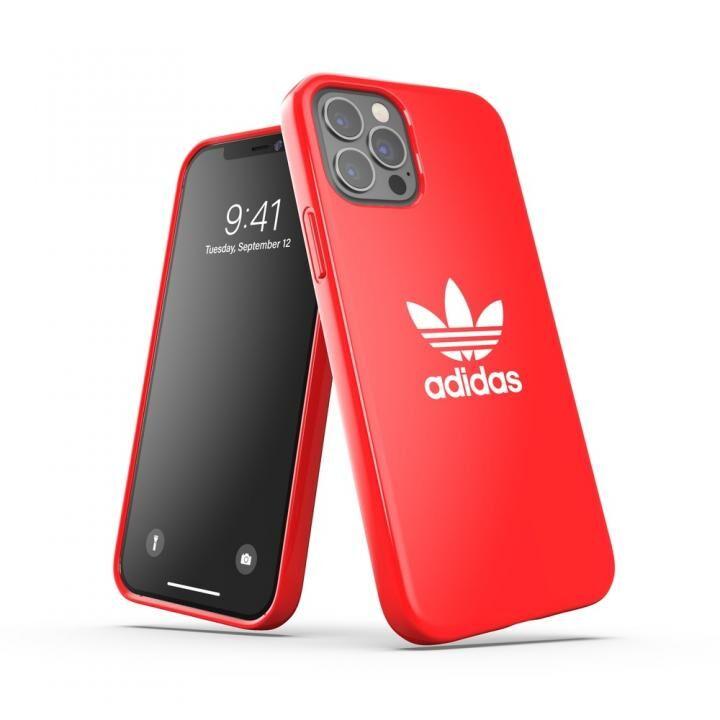 adidas Originals Snap Case Trefoil FW20 Scarlet iPhone 12/iPhone 12 Pro_0