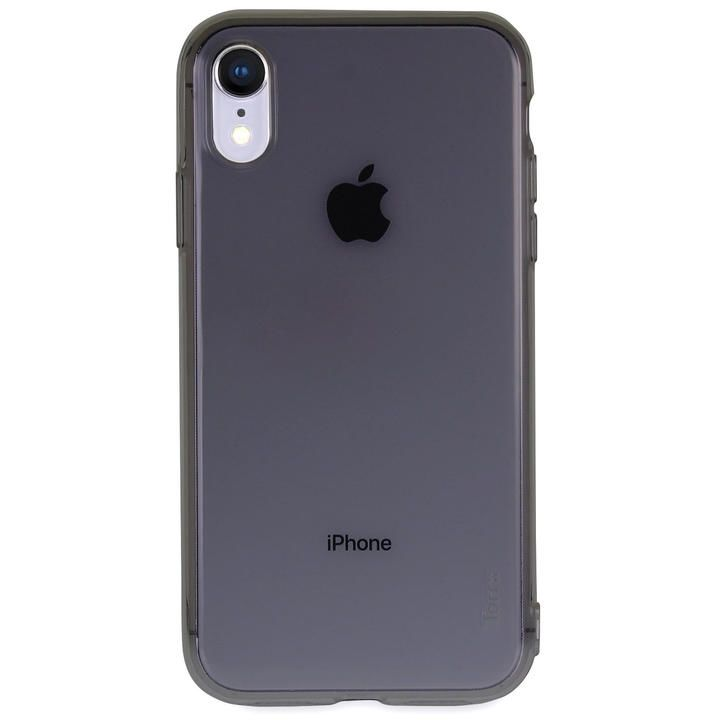 iPhone XR ケース Torrii BONJelly TPUケース スモーク iPhone XR_0