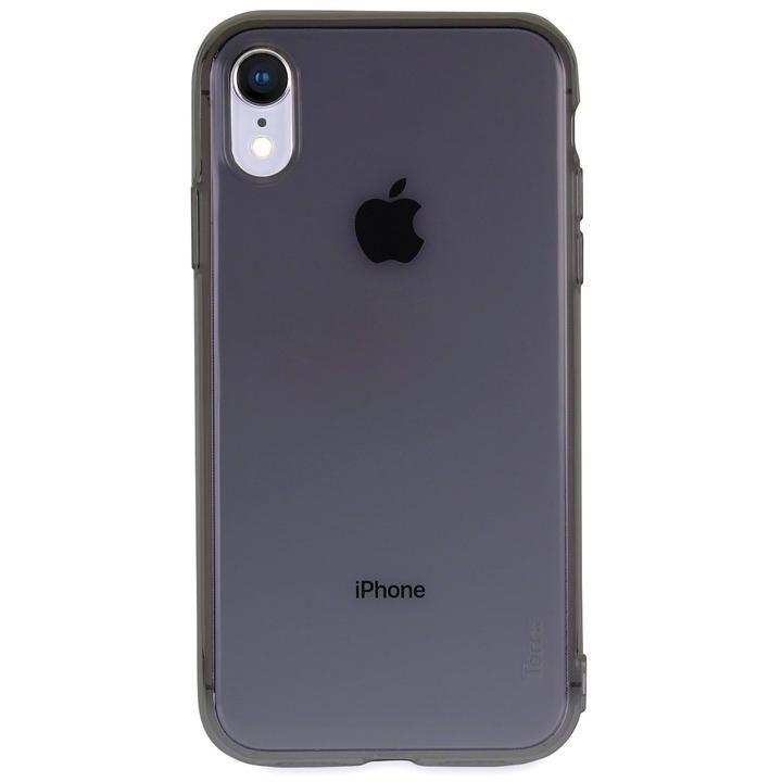 【iPhone XRケース】Torrii BONJelly TPUケース スモーク iPhone XR_0