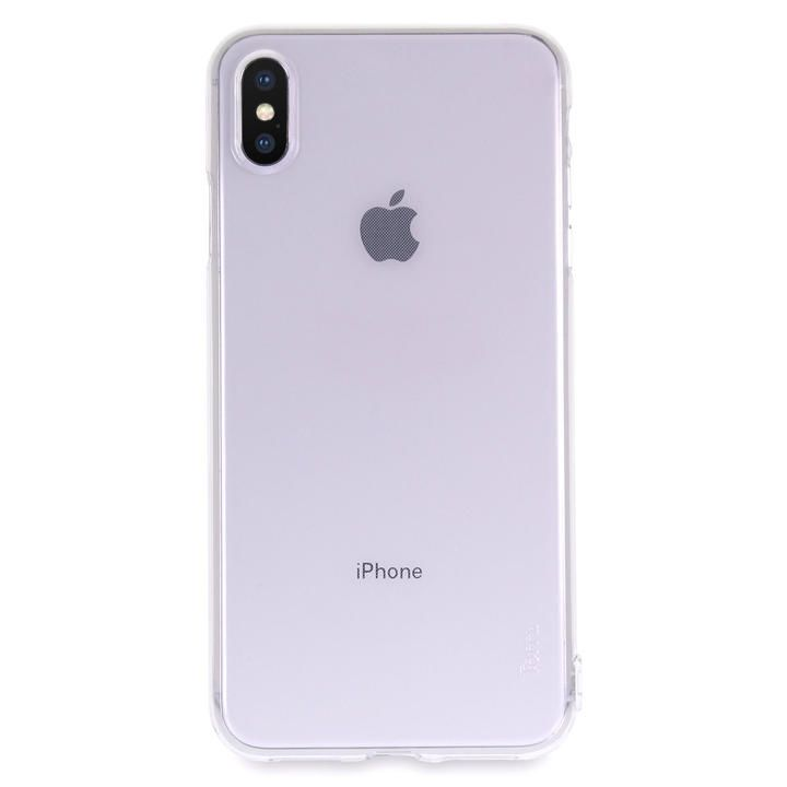 iPhone XS Max ケース Torrii Anti Finger Print Case クリアケース クリア iPhone XS Max_0