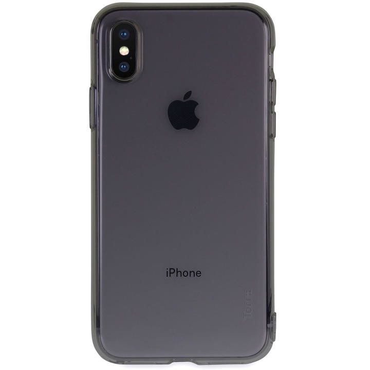 iPhone XS/X ケース Torrii BONJelly TPUケース スモーク iPhone XS/X_0