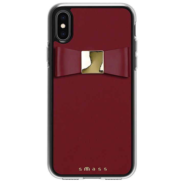 iPhone XS/X ケース Athand Rebon 本革 デザインケース ブラック iPhone XS/X_0