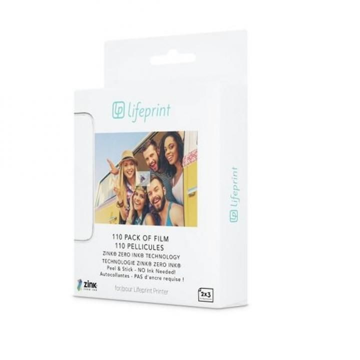 LifePrint 2×3インチ専用紙 110枚_0