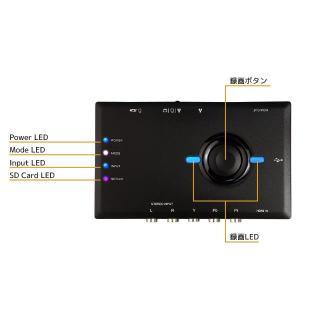 LAN対応 HDゲームキャプチャーボックス_3