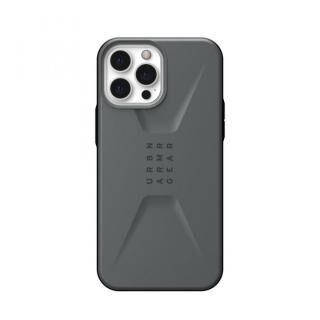 iPhone 13 Pro Max (6.7インチ) ケース UAG製 CIVILIAN シルバー iPhone 13 Pro Max【11月中旬】
