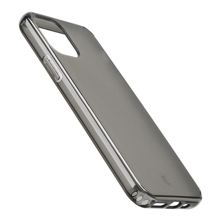 Cellularline(セルラーライン) ANTIMICROBIAL クリアブラック iPhone 12 mini_0