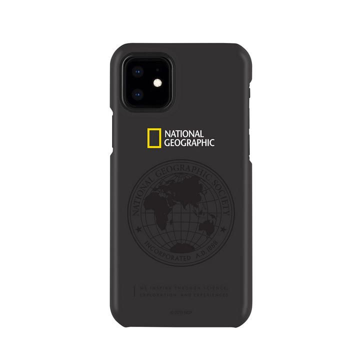 National Geographic Global Seal Slim Fit Case  iPhone 12 mini【11月下旬】_0