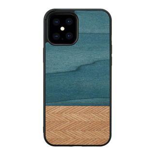 iPhone 12 Pro Max (6.7インチ) ケース Man & Wood 天然木ケース Denim iPhone 12 Pro Max
