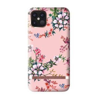 iPhone 12 / iPhone 12 Pro (6.1インチ) ケース Richmond & Finch Pink Blooms iPhone 12/iPhone 12 Pro