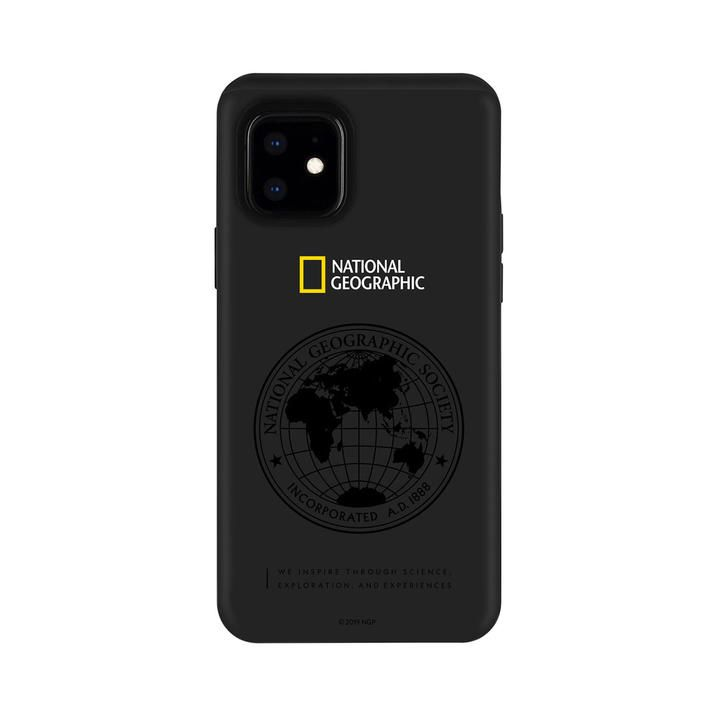 National Geographic Global Seal Double Protective Case  iPhone 12 mini【11月下旬】_0