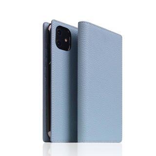 iPhone 12 mini (5.4インチ) ケース SLG Design Full Grain Leather Case Powder Blue iPhone 12 mini