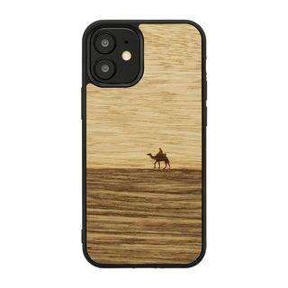 iPhone 12 mini (5.4インチ) ケース Man & Wood 天然木ケース Terra iPhone 12 mini