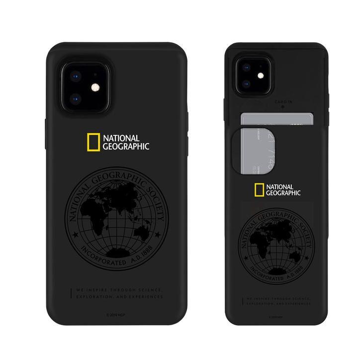 National Geographic Global Seal カードスライドケース  iPhone 12 mini【11月下旬】_0