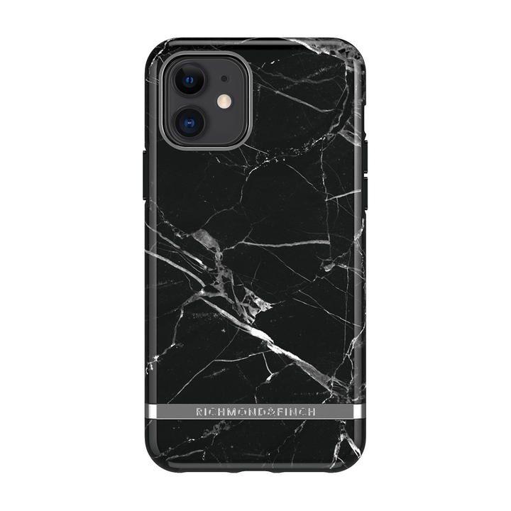 Richmond & Finch Black Marble iPhone 12 mini_0
