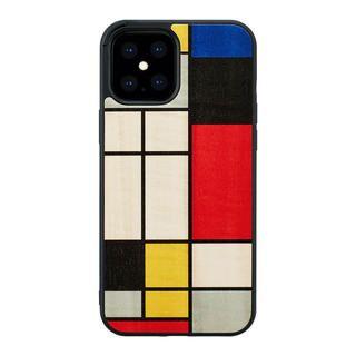 iPhone 12 Pro Max (6.7インチ) ケース Man & Wood 天然木ケース Mondrian Wood iPhone 12 Pro Max