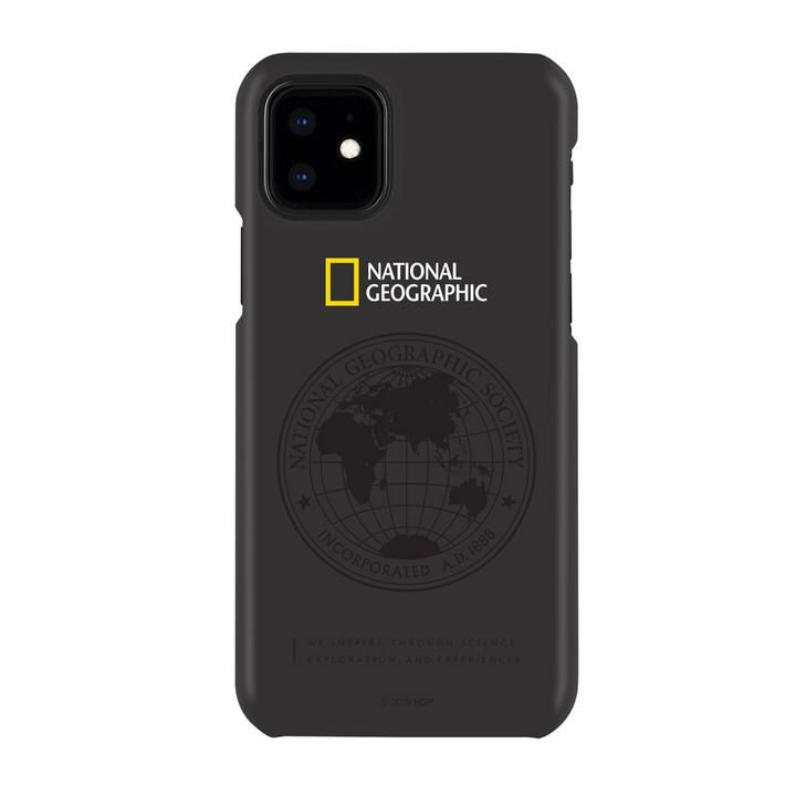 National Geographic Global Seal Slim Fit Case  iPhone 12/iPhone 12 Pro【11月下旬】_0