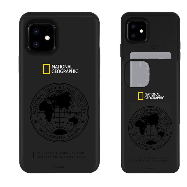 National Geographic Global Seal カードスライドケース  iPhone 12/iPhone 12 Pro_0