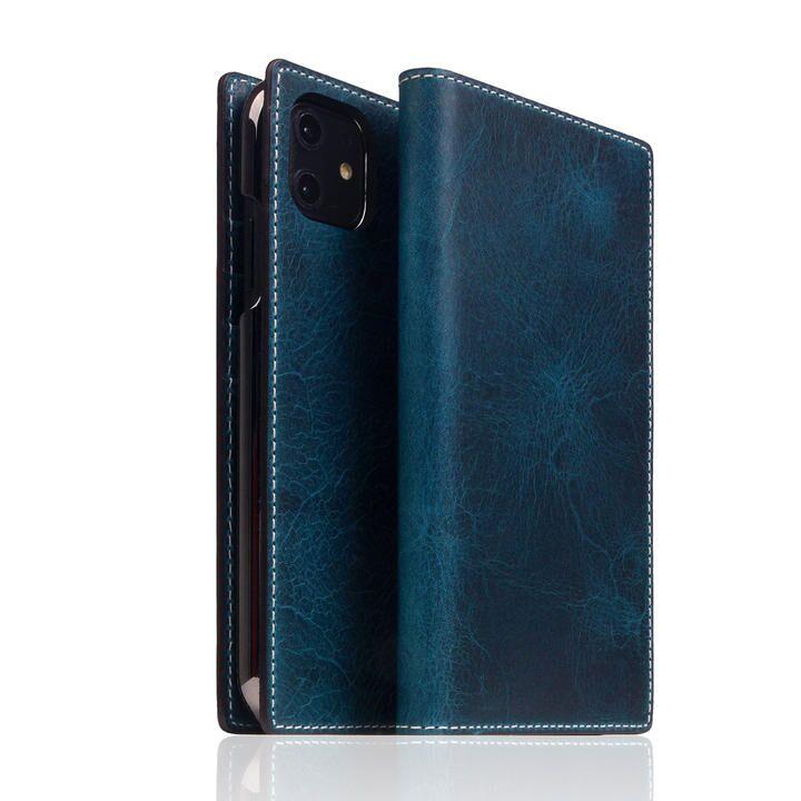 SLG Design Badalassi Wax case グリーン iPhone 12/iPhone 12 Pro_0