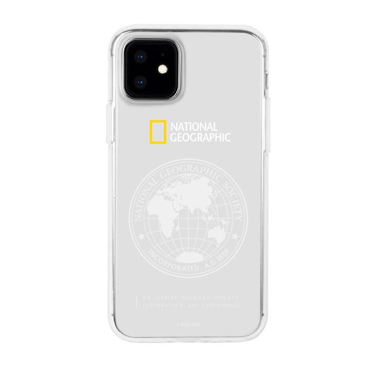 National Geographic Global Seal JellHard Case  iPhone 12/iPhone 12 Pro【11月下旬】_0