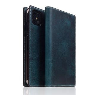 iPhone 12 Pro Max (6.7インチ) ケース SLG Design Badalassi Wax case グリーン iPhone 12 Pro Max
