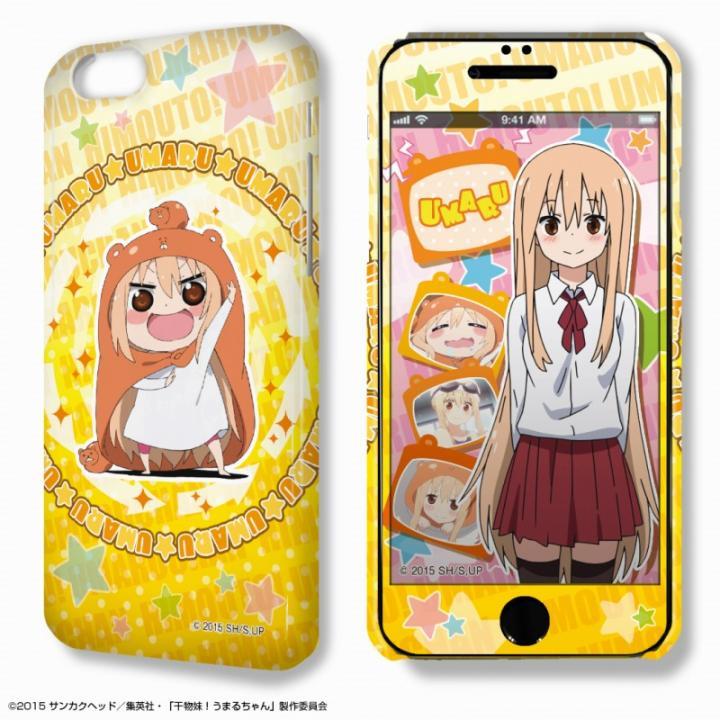 iPhone6s/6 ケース デザジャケット 干物妹!うまるちゃん ケース&保護シート 土間うまる iPhone 6s/6_0