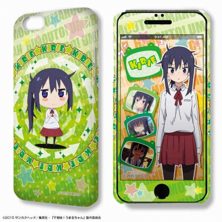 iPhone6s/6 ケース デザジャケット 干物妹!うまるちゃん ケース&保護シート 本場切絵 iPhone 6s/6_0