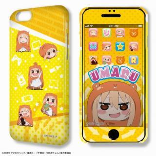 iPhone6s/6 ケース デザジャケット 干物妹!うまるちゃん ケース&保護シート 土間うまる・宴ver. iPhone 6s/6