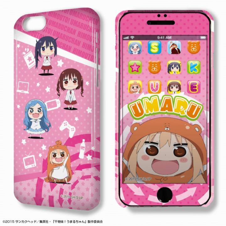 iPhone6s/6 ケース デザジャケット 干物妹!うまるちゃん ケース&保護シート 集合 iPhone 6s/6_0