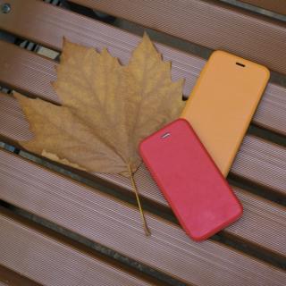 【iPhone6ケース】Deff 天然牛革手帳型ケース MASK キャメル iPhone 6 ケース_7