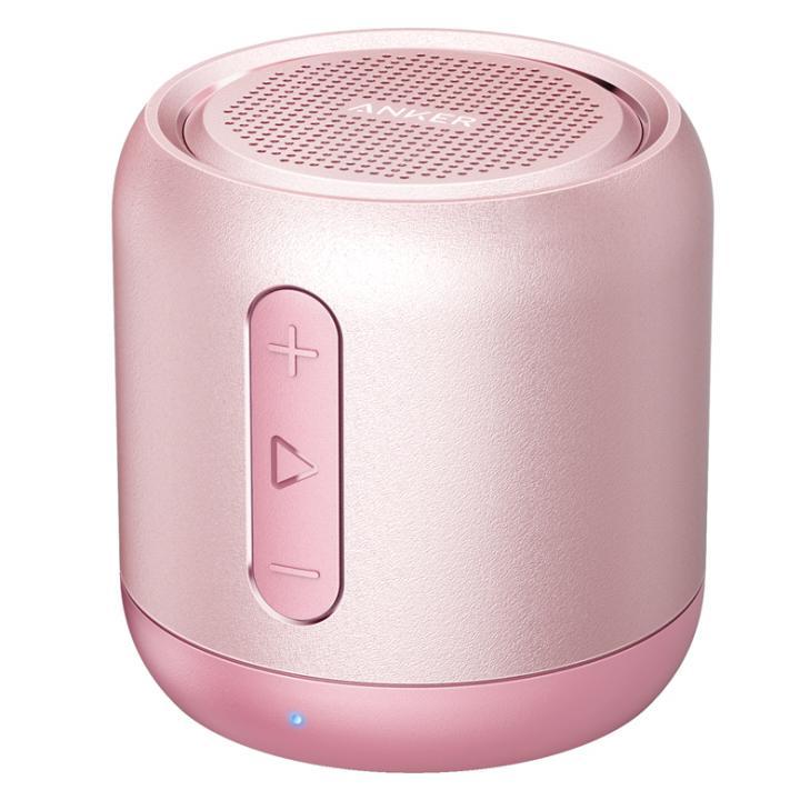 Anker SoundCore mini コンパクト Bluetoothスピーカー ローズゴールド_0