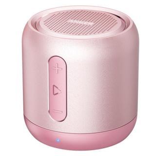 Anker SoundCore mini コンパクト Bluetoothスピーカー ローズゴールド