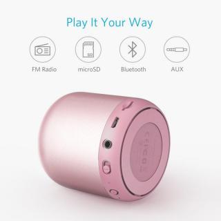 Anker SoundCore mini コンパクト Bluetoothスピーカー ローズゴールド_2