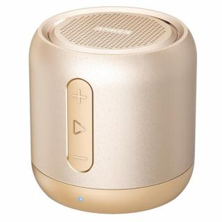 Anker SoundCore mini コンパクト Bluetoothスピーカー ゴールド【10月上旬】