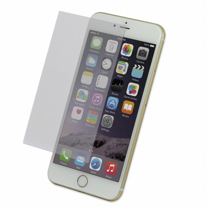 [0.33mm]Deff 強化ガラス ブルーライトカット iPhone 6 Plus