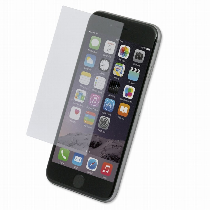 [0.33mm]Deff 強化ガラス ブルーライトカット iPhone 6