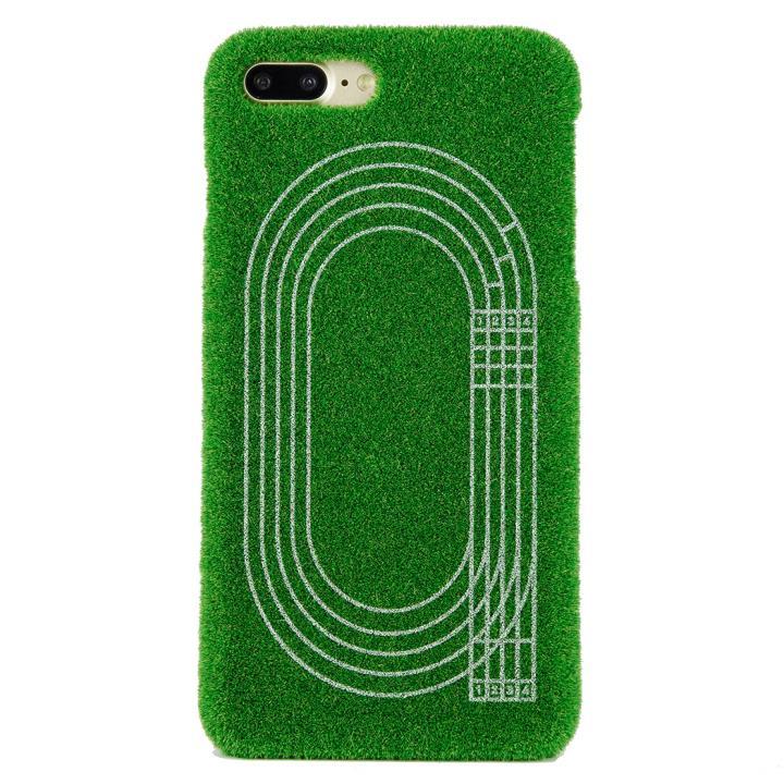 【iPhone8 Plus/7 Plusケース】Shibaful Sport 陸上のトラック iPhone 8 Plus/7 Plus_0