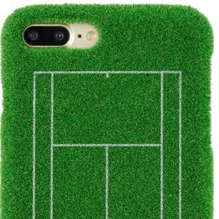 【iPhone8 Plus/7 Plusケース】Shibaful Sport 芝のテニスコート iPhone 8 Plus/7 Plus_1