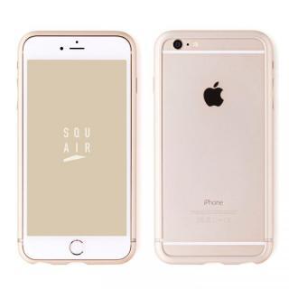 SQUAIR The Edge バンパー ゴールド  iPhone 6s Plus