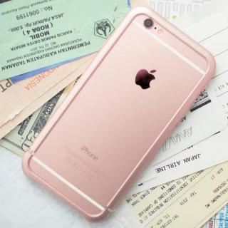 SQUAIR The Edge バンパー ローズゴールド  iPhone 6s