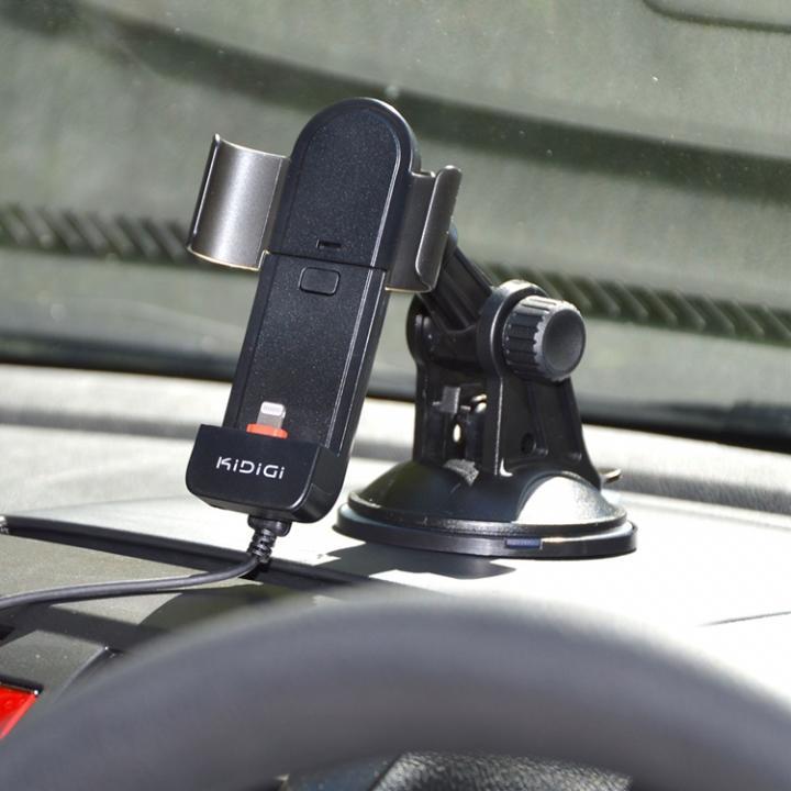 iPhone 6s/6s Plus用車載充電ホルダー